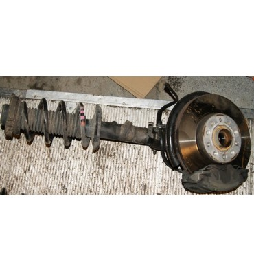 Front half axles driver side for Touran