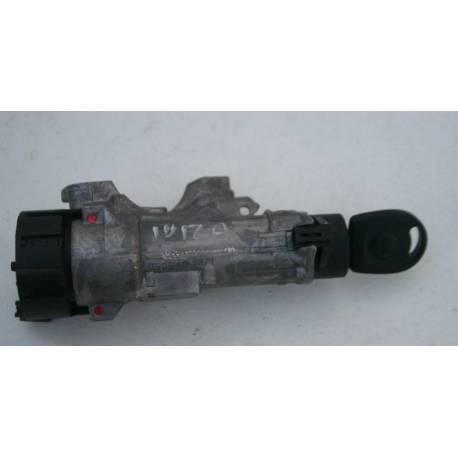 Barillet pour contacteur-démarreur avec bobine de lecture / Neiman avec une clé pour VW Polo 6R / Seat Ibiza ref 6R0905851D