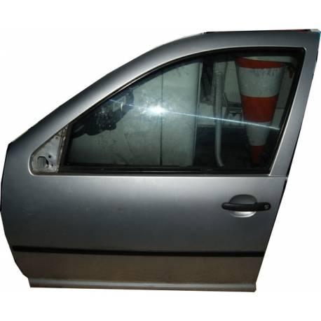 Portière avant conducteur GOLF 4 / BORA grise LB7Z