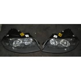 Lot de 2 phares optiques avant pour Audi A3 8P