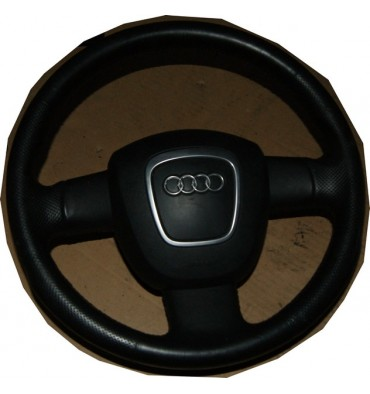 Complete leather steering-wheel Audi A3 8P