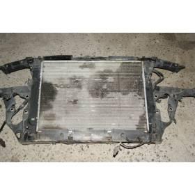 Façade avant support porte radiateurs / tablier pour Audi A6 Allroad