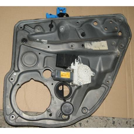 Mécanisme de lève-vitre arrière droit 5 portes pour VW Golf 4 / Bora
