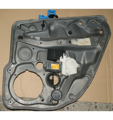 Mechanism of back right window 5 doors for VW Golf 4 / Bora