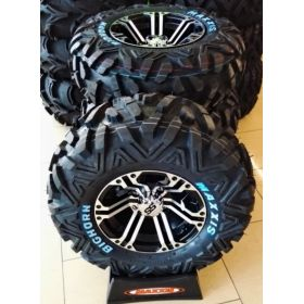Wheel and tires Maxxis Bighorn 25x8 / ITP SS 12/10