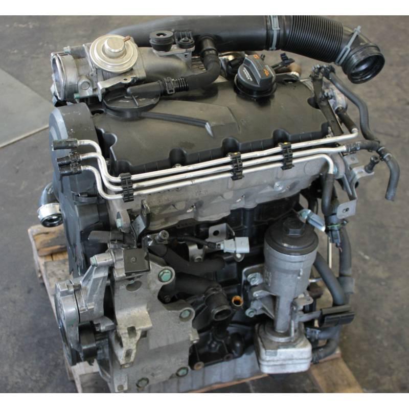 moteur 1l9 tdi 105 cv de type bjb avec injection ref 03g100098 x  03g100098x  sale auto spare