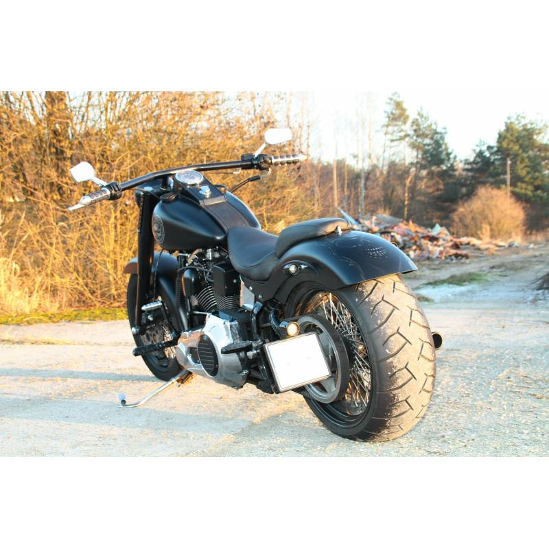 harley davidson fat boy custom 1998 37 000 kms 1340 cm3 60 cv