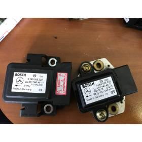 Capteur combiné d'accélération ESP pour Mercedes 0265005230 0 265 005 230 LU0015404517 0015429018