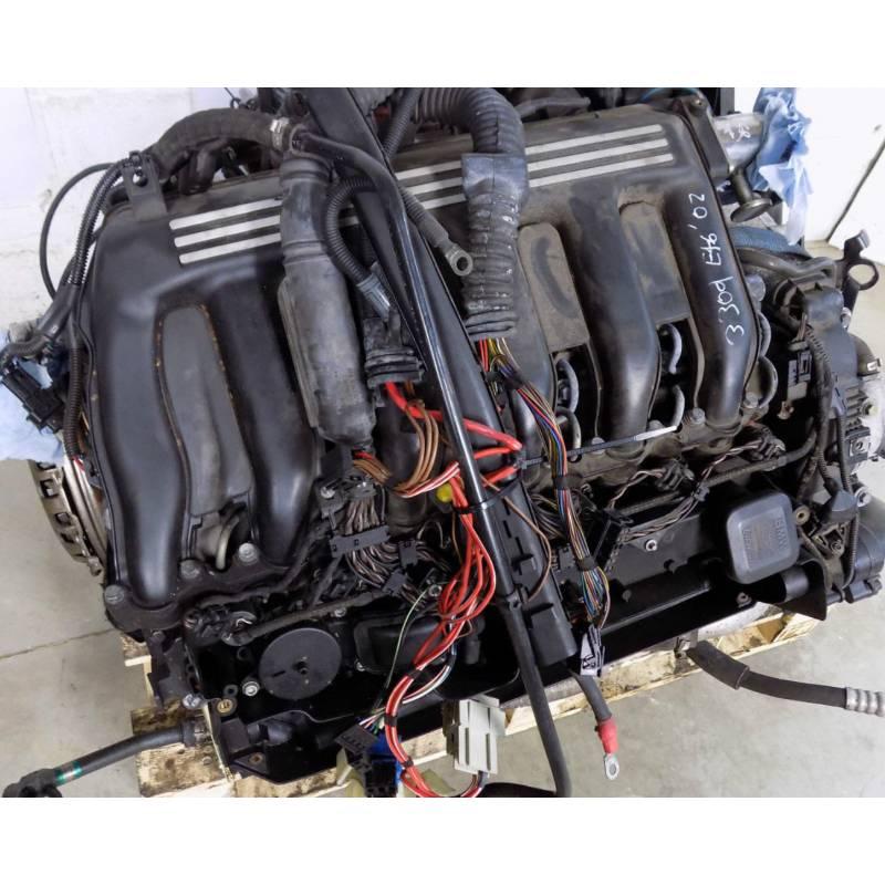 engine motor bmw e46 330d 530d m57 m57d306d2 moteur. Black Bedroom Furniture Sets. Home Design Ideas