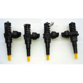 4 injecteurs pompe ref 038130073AM / 038130073AQ / 038130073S / 038130073AG / 038130079D