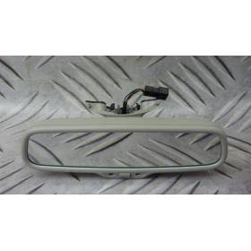 Rétroviseur interieur automatique jour / nuit coloris gris lumineux Audi ref 8R0857511B (J50)