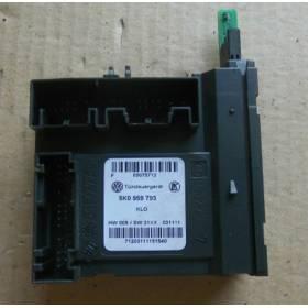 módulo / controladores motor de la ventana frontal ref 5k0959793
