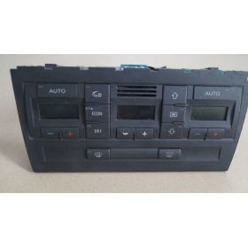 Climatronic Audi A4 type B6 ref 8E0820043B / 8E0820043K / 8E0820043AC