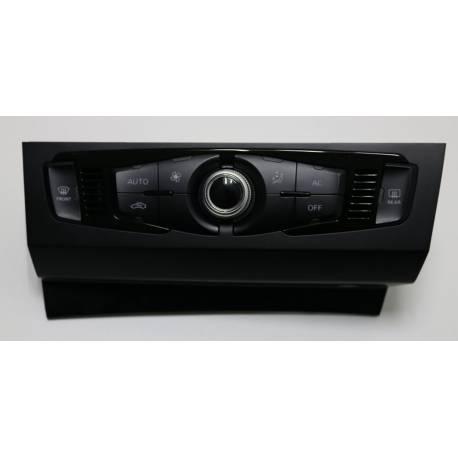 Unité de commande d'affichage pour climatiseur / Climatronic pour Audi A4 B8 / A5 / Q5 ref 8K1820043AF 8K1820043AS