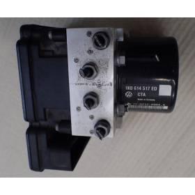 Bloc ABS / Unite abs avec calculateur ref 1K0614517ED 1K0907379BM 10021209844 10096103763 10062235551