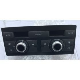 Unité de commande d'affichage pour climatiseur / Climatronic pour Audi Q7 4L0919158AE