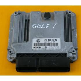 Calculateur moteur pour VW Golf 1L6 TSI BAG ref 03C906056BA 03C997056H 03C997056M