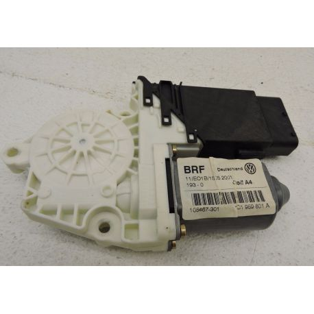 Motor of front window winder driver side for VW / Seat ref 1C1959801A