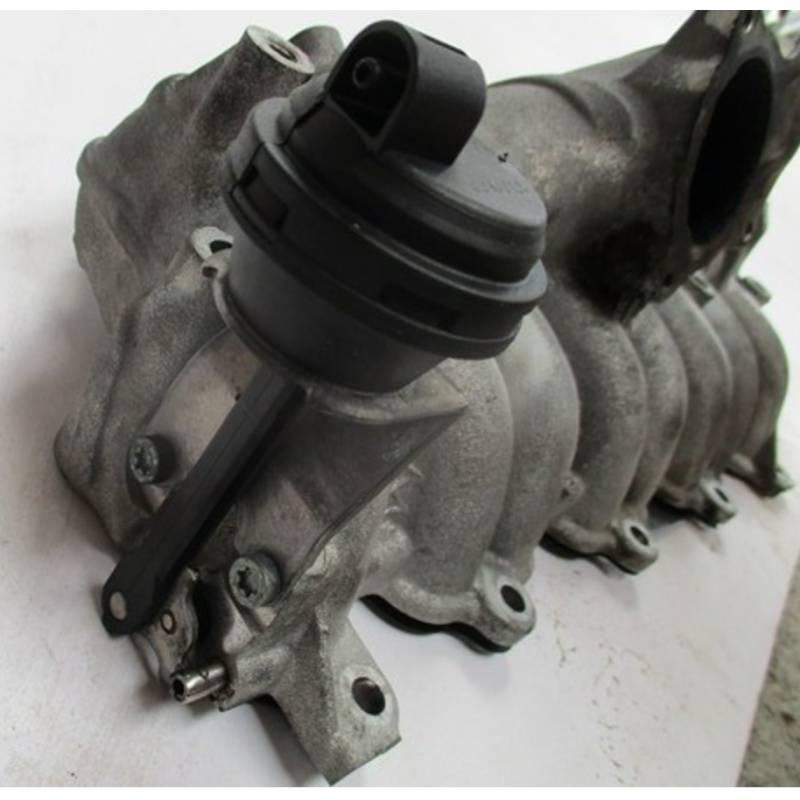 Diesel Air Intake Inlet Manifold 2l Tdi Ref 03g129711af