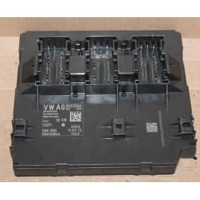 Calculateur BCM pour système confort et réseau de bord VW Seat ref 5K0937087S 5WK50504A