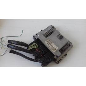 Calculateur moteur pour FORD Fiesta VI 1.4 TDCi AV21-12A650-GC 0281017831