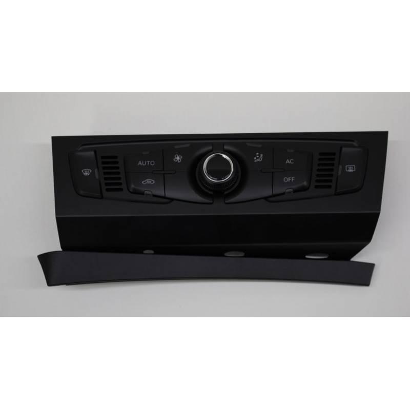 climatronic commande de climatisation et chauffage pour audi a4 a5 q5 ref 8t1820043am. Black Bedroom Furniture Sets. Home Design Ideas