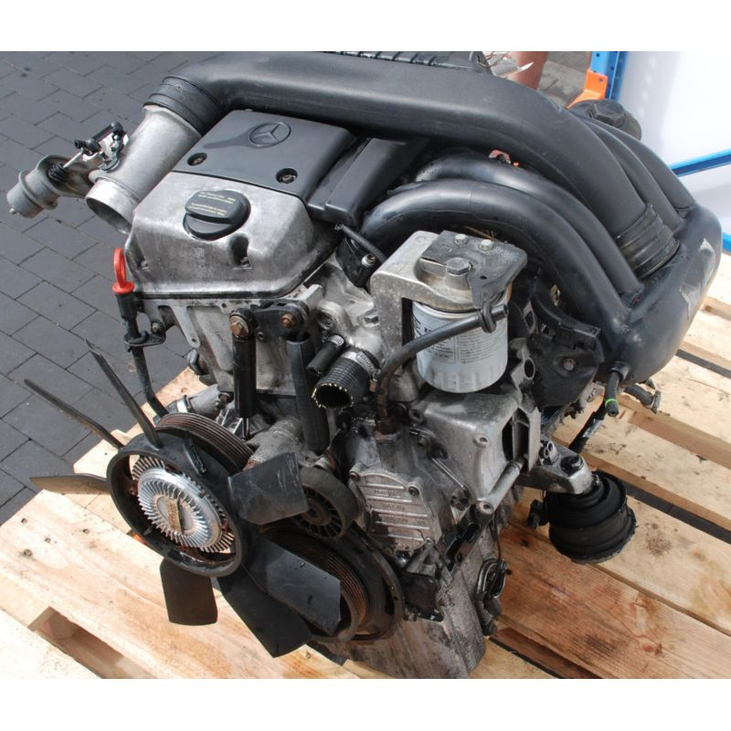 Mercedes For Sale >> Engine motor mercedes 2.2 d diesel w210 w202 m604.011, sale auto spare part on pieces-okaz.com