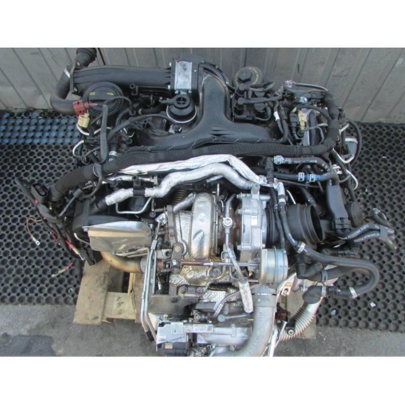 Motor Engine Audi A6 A7 Q5 Sq5 3.0 Tdi Bi Turbo Type Cvu