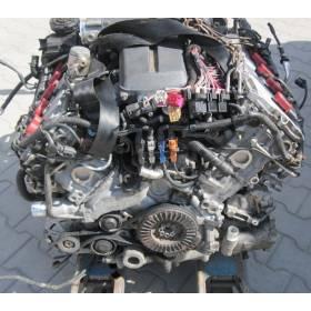 Engine motor Audi RS6 / Lamborghini type BUH 5.0 TFSI