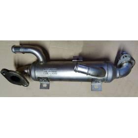 Cooler for recirculation of exhaust gas ref 038131513J