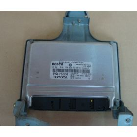 Engine control / unit ecu motor TOYOTA YARIS 8966152250 0281010768 89660-52880 407918-0042