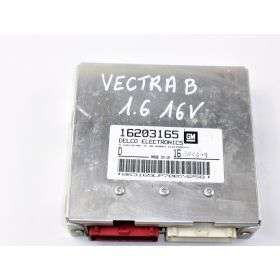 Engine control / unit ecu motor OPEL VECTRA ref 16203165
