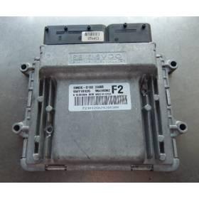 Engine control / unit ecu motor Chevrolet Epica 5WY1B12G 96418362