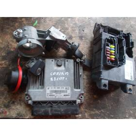 Calculateur moteur Opel Corsa 1.3 CDTI 55588270 0281010863