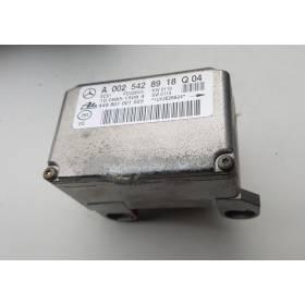 Capteur combiné d'accélération MERCEDES W203 A0025428918 0025428918 Q04
