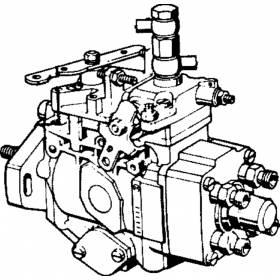 bomba de inyección RENAULT Kangoo / Clio R8448B243B R8448B360A R8640A111B R8448B192B R8448B361B R8448B193C 7700115073 8200065829
