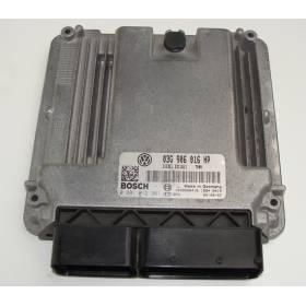 Calculateur moteur pour VW Touran 1.9 TDI 03G906016HP 0281012361