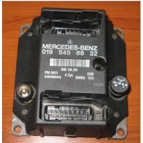 MOTOR UNIDAD DE CONTROL ECU PMS Mercedes W202 0195458832 019 545 88 32