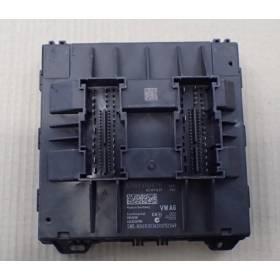 Calculateur BCM pour système confort passerelle et réseau de bord ref 6R0937087P Continental 5WK50581