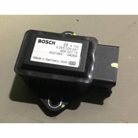 Capteur combiné d'accélération ESP pour Fiat ref 0265005241 / 468 033 79