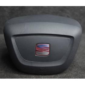 Airbag volant + Module de sac gonflable Seat 6J0880201Q 6J0880201AC