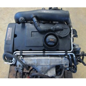 Motor 2L TDI 140 type BKD