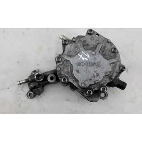 Pompe à carburant et pompe à dépression / pompe tandem Bosch ref 038145209 038145209C 038145209M 038145209Q 038145209N