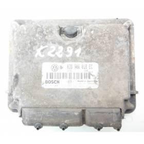 MOTOR UNIDAD DE CONTROL ECU Seat Cordoba / Ibiza 1.9 TDI 038906018EC 0281001914