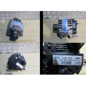 Alternator 180A ref 03L903023B / 03L903023BX