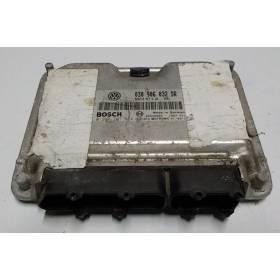 KOMPUTER SILNIKA / STEROWNIK VW Lupo / Seat Arosa 1.0 ref 0261207624 030906032DR