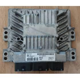 Engine control / unit ecu motor FORD FIESTA 1.4 TDCI 8V2112A650EC 5WS40584C