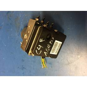 Abs unit CITROEN C4 ref 9663241380 0265235235 9661887180 0265950635