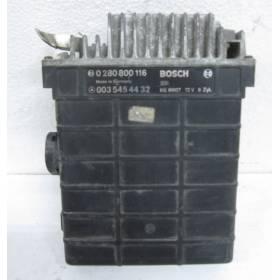 Engine control / unit ecu motor PMS Mercedes VITO C E 124 202 0155457032 Siemens 5WK9110