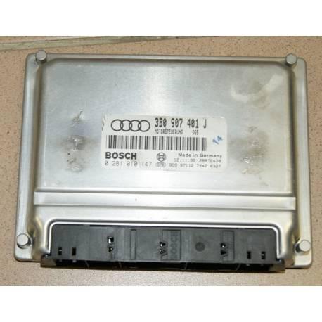 Calculateur moteur pour boite auto 3B0 907 401 J